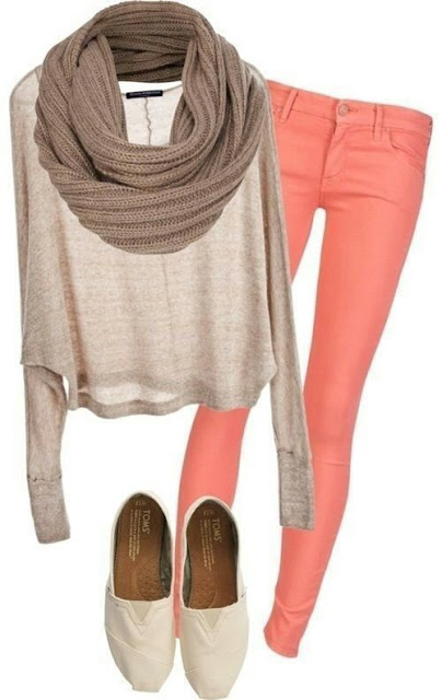 Cute women's outfit