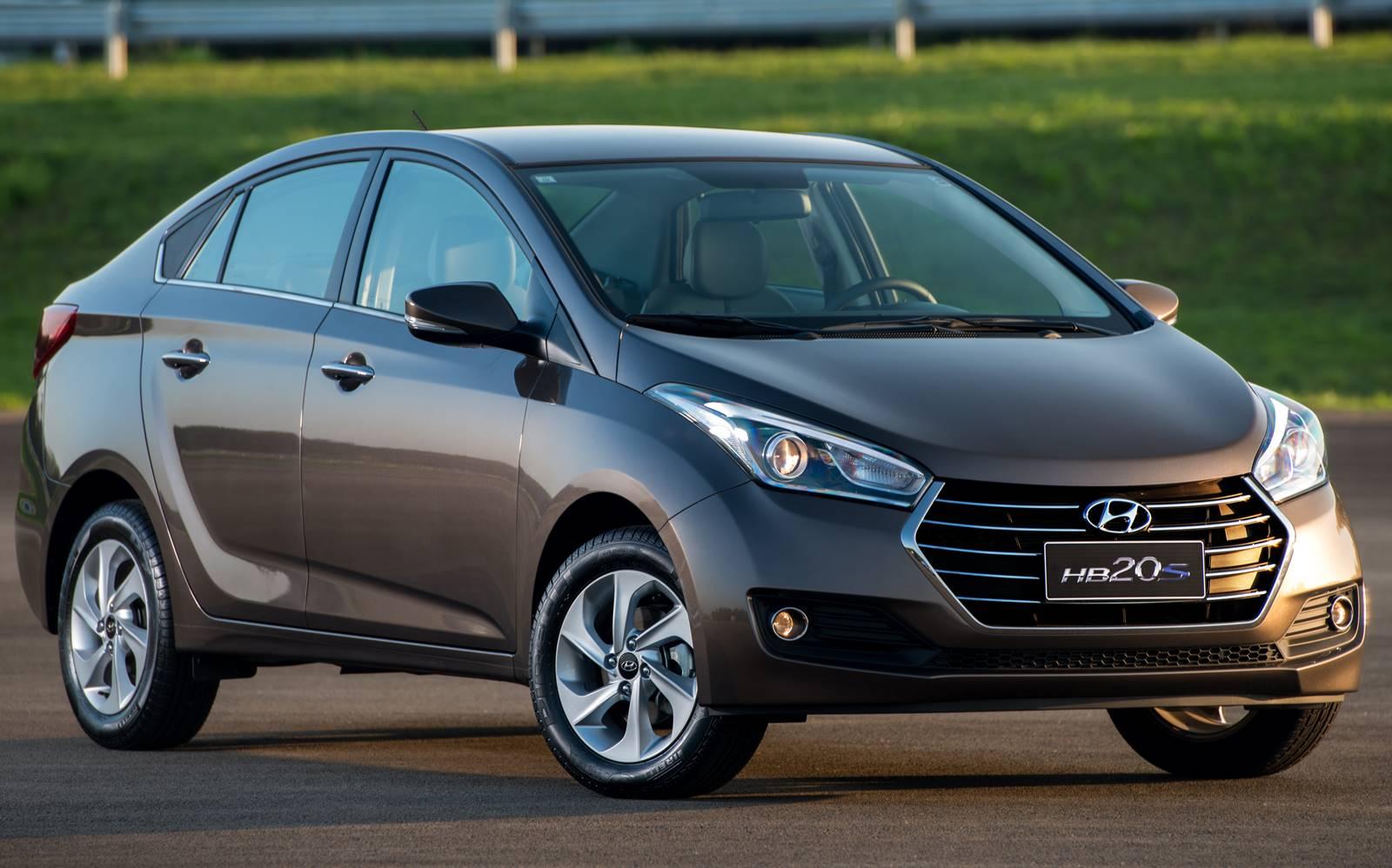 Hyundai HB20S 2016 Automático - Preço