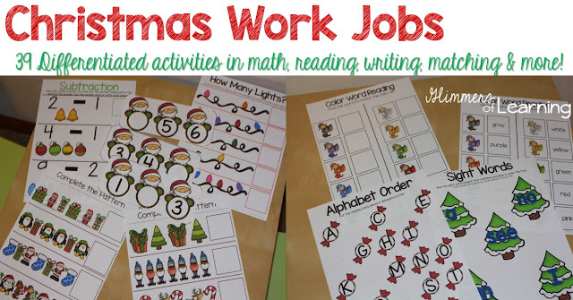 https://www.teacherspayteachers.com/Product/Christmas-Centers-Small-Group-and-Work-Jobs-2233313