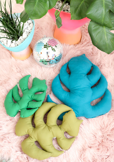 http://www.akailochiclife.com/2017/06/sew-it-monstera-leaf-pillows.html
