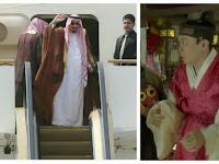 PM Jepang Kaget Raja Salman Sewa Ratusan Limosin & Ribuan Kamar Hotel Mewah