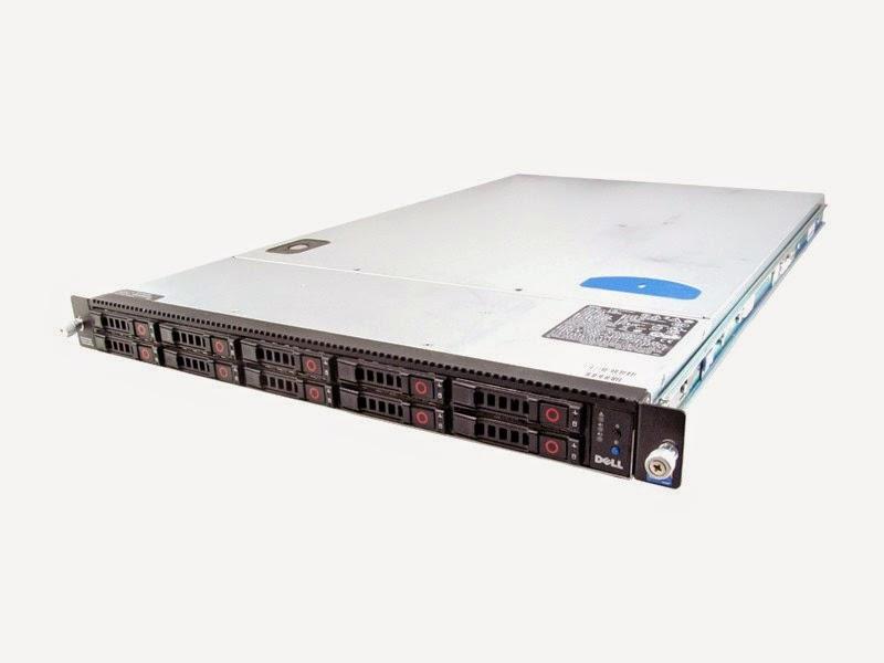 Máy chủ Dell PowerEdge C1100 L5640 SFF | Server Dell HP