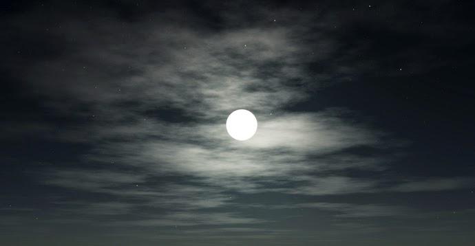 Đêm trăng tròn
