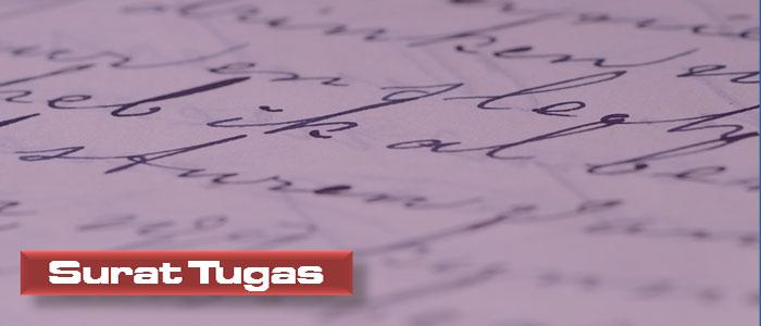 Download Contoh Surat Tugas Guru Dari Sekolah