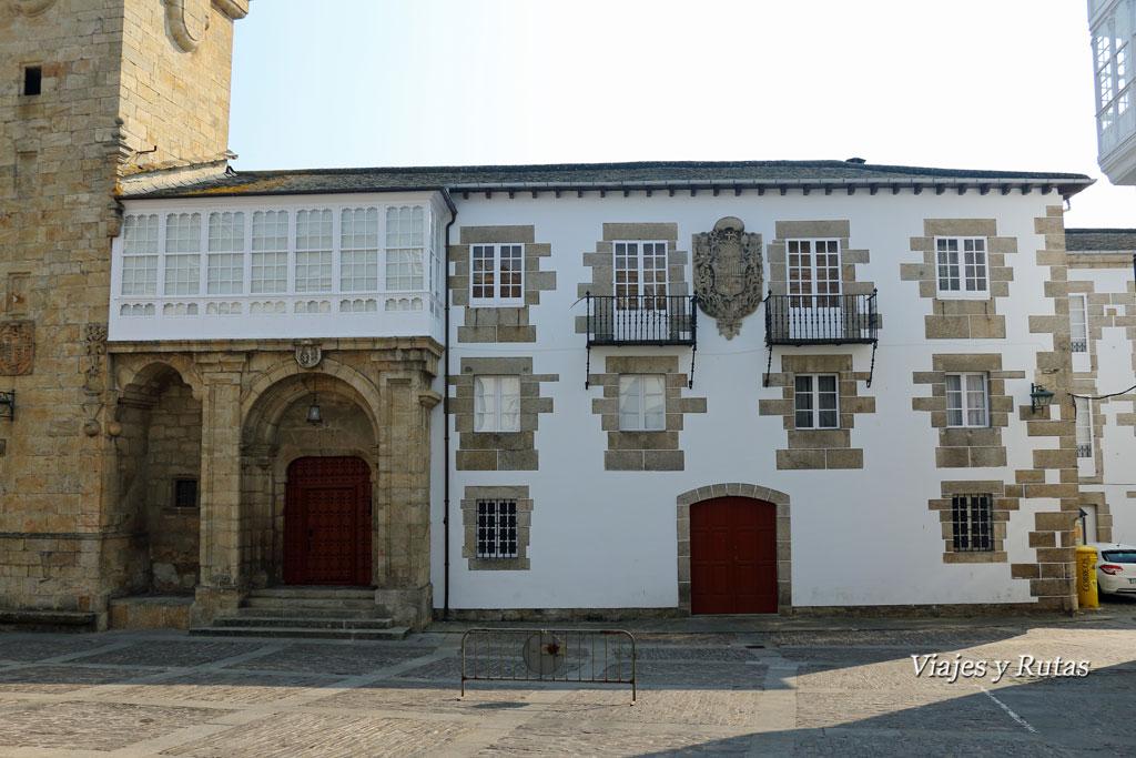 Palacio episcopal de Mondoñedo
