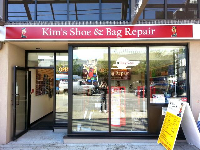 Shoe Repairs Vancouver Bc