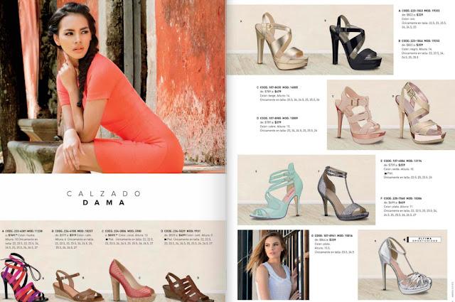 Catalogo outlet Andrea de ofertas  mayo 2016
