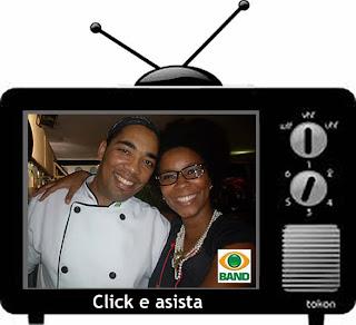 TV CHEF ASSISTA AO VIVO