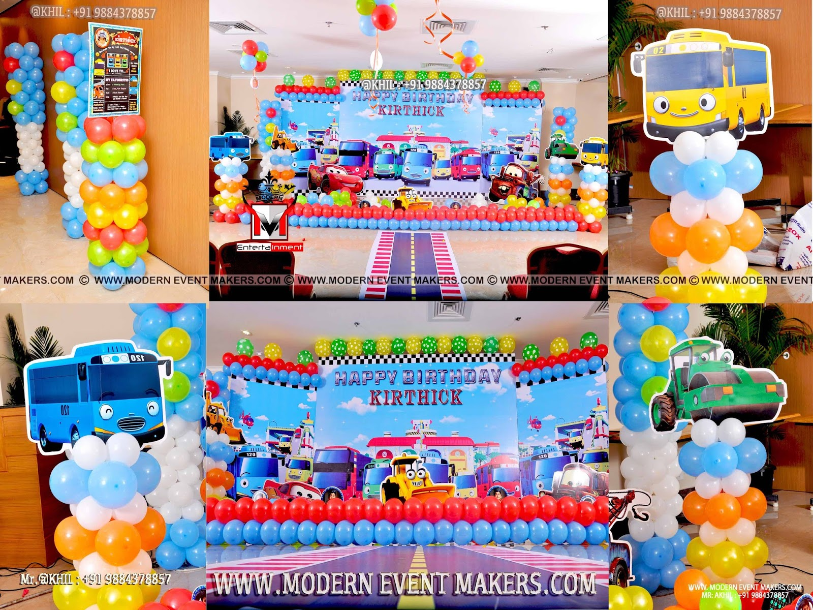 Theme Birthday Party Organisers In Chennai 9884378857