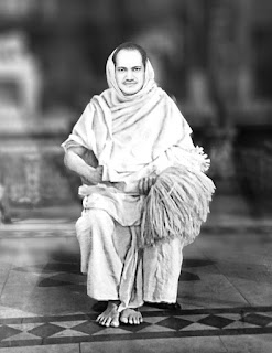Jain Sripujya Sri Jin Vijayendra Suri of Bikaner