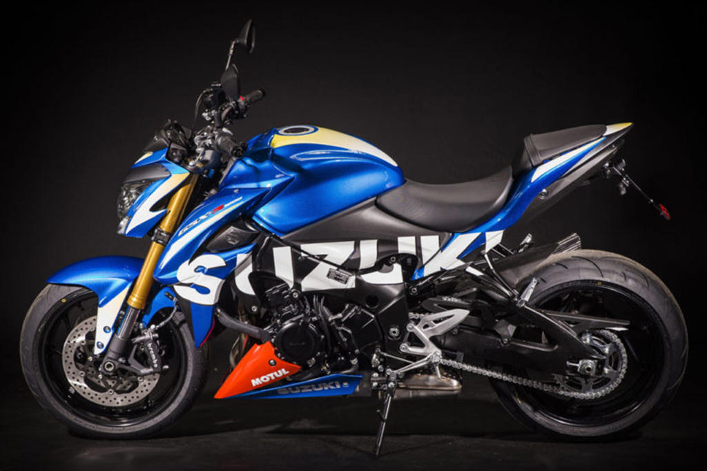 Suzuki Announced GSX-S1000 MotoGP Edition! | Real Riders