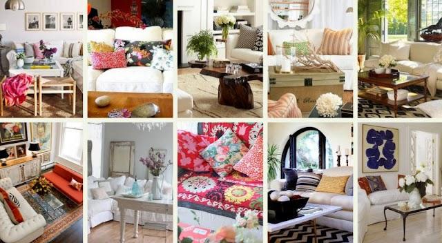 80+ Διαφορετικές διακοσμήσεις με έναν ... Λευκό καναπέ