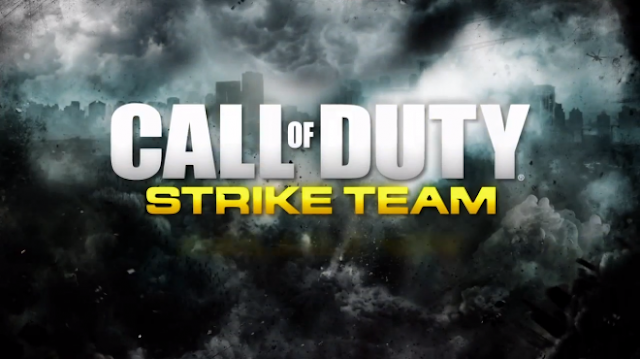 DOWNLOAD Game Call Of Duty Strike Team MOD APK +Data MOD- ANDROID GAMES