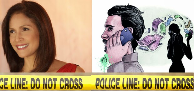 Actress Agot Isidro Scammed by Dugo Dugo Gang of 3 Million Worth Money and Jewelries
