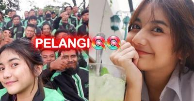 Infopelangiqq Viral Foto Wanita Yang Dikira Driver Ojek Online Cantik Ternyata Selebgram