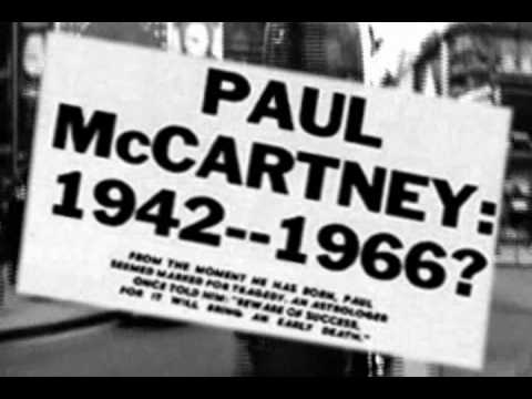 The Weird Conspiracy Theory Which Suggests That Paul McCartney Actually Died In 1966