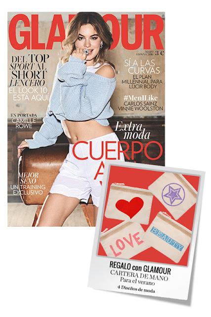 Regalos Revistas Mayo 2016: Glamour