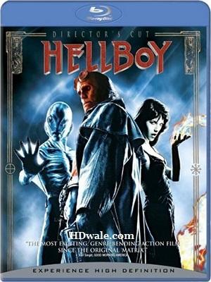 Hellboy (2004) Movie Download 720p BluRay 950mb