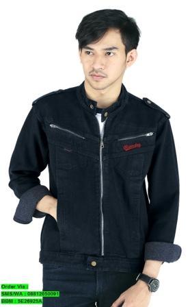 Jaket Jeans Cowok Raindoz RRD 144