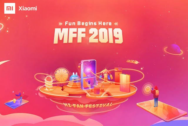 MI Fans Festival Sale Started Just 1RS –Note 7, Pro, Poco F1