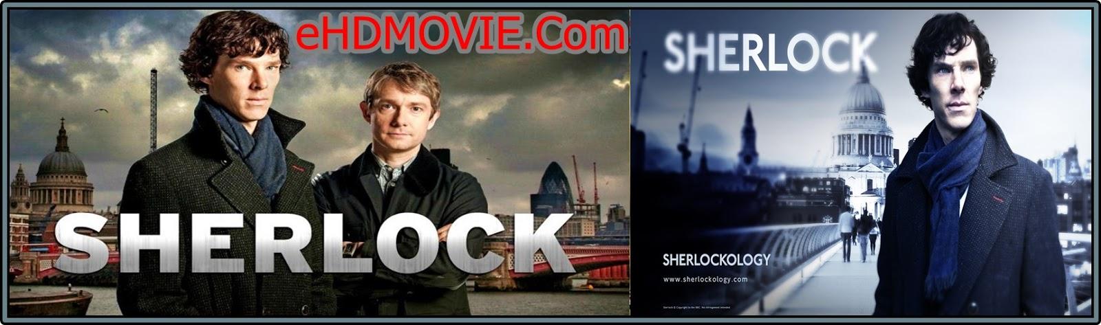 Sherlock Series 1-4 Complete English BRRip 480p & 720p