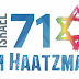 Celebración de Iom Hastzmaut en Obras