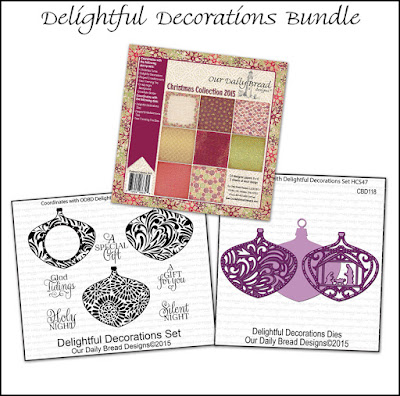 Our Daily Bread Designs Delightful Decorations Bundle