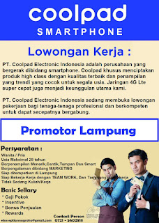 PT. Coolpad Electronic Indonesia