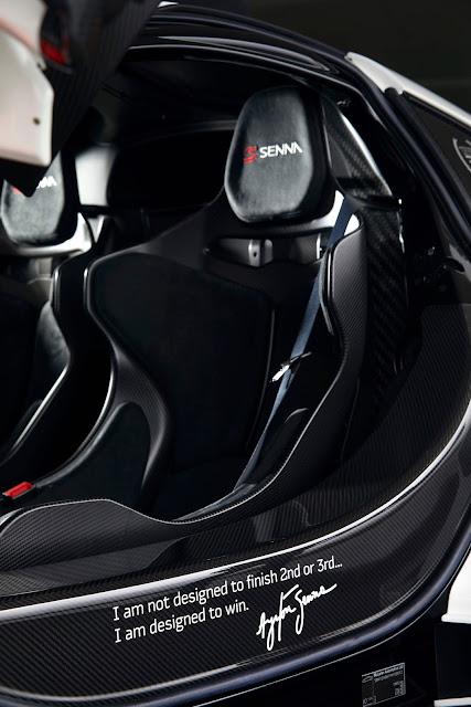 マクラーレンP1 GTR Beco アイルトン・セナ仕様