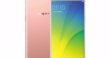 نسخة جديدة من هاتف OPPO F1s باللون الذهبي