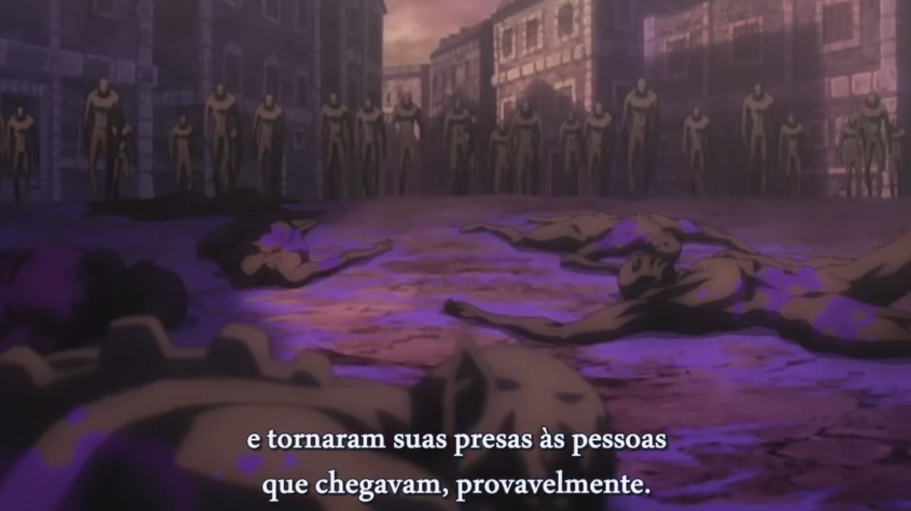 Claymore – Episodio 07