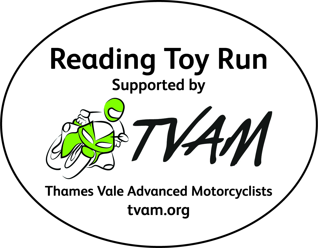 Reading Toy Run: Thank You For Your Support!