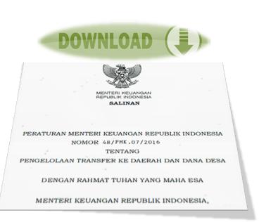 gambar Peraturan Menteri Keuangan Tahun 2016