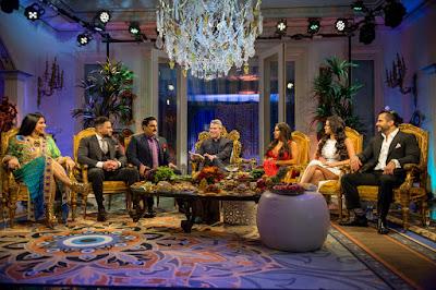 Personagens de Os Reis De Beverly Hills - Divulgação