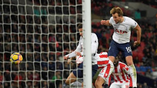 Tottenham Hotspur vs Stoke City 5-1 Video Gol & Highlights