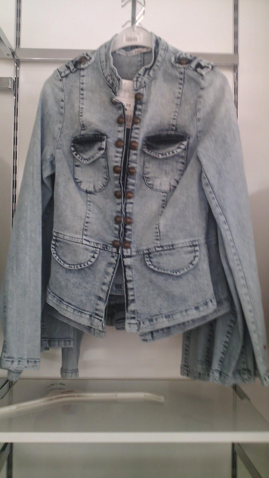 toptan bayan kot ceket gömlek tarzı - imalattan satış