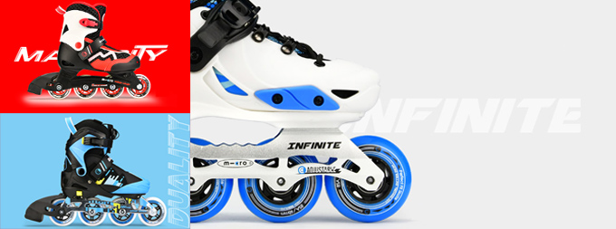 Pick the Perfect Inline Skates