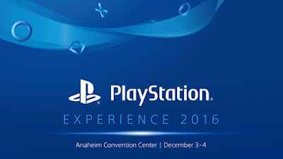 PlayStation Experience 2016 Banner