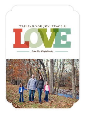 Wright Family Christmas Card | iloveitallwithmonikawright.com