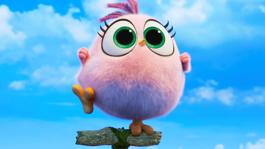 Angry Birds Movie 2, Zoe, 4K, #3
