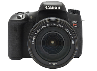 Canon EOS Rebel T6s