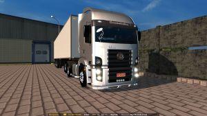 Truck - Volkswagen Constellation Bob