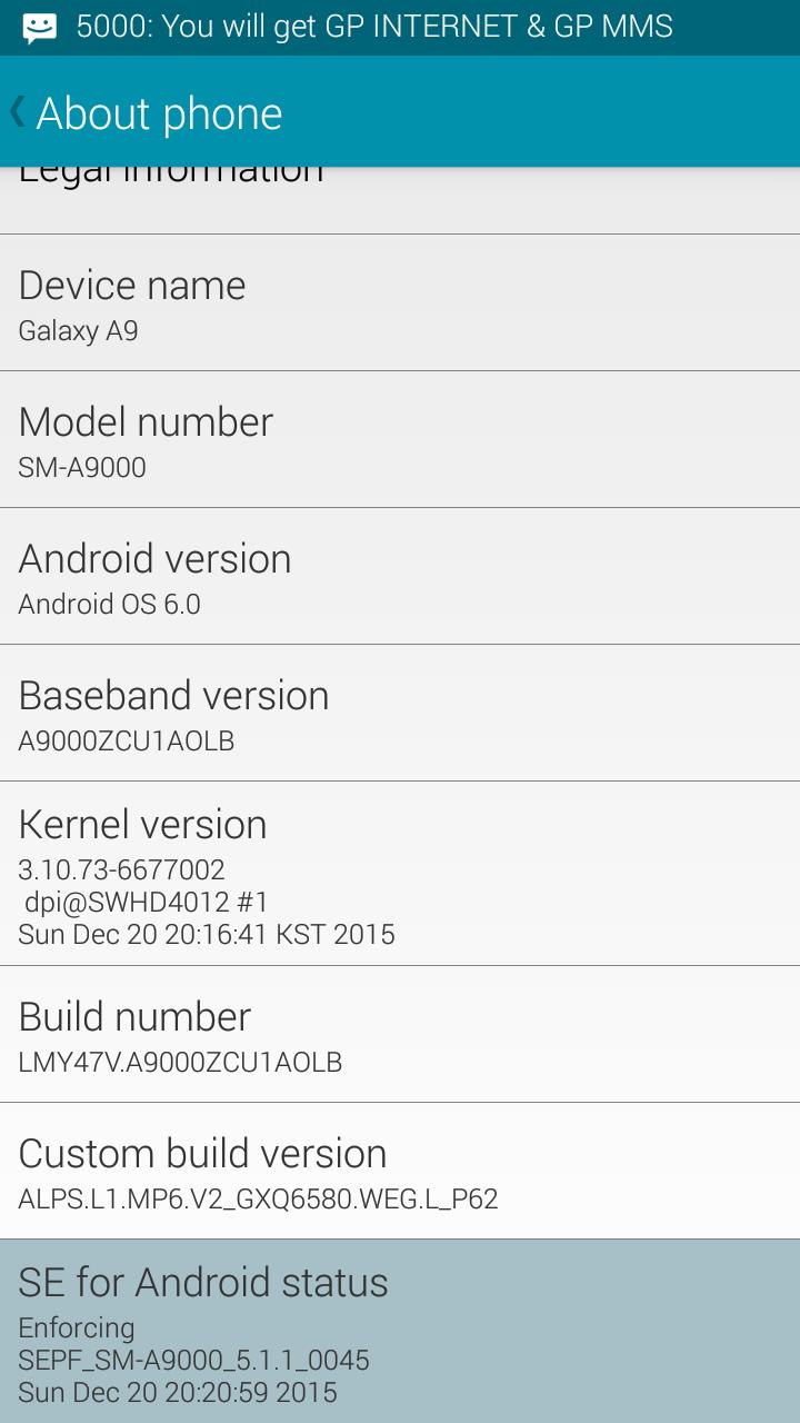 samsung galaxy a9 clone official firmware mt6580