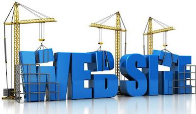 Xây dựng website cả về hình thức lẫn nội dung