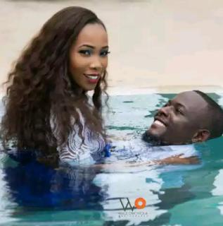 Underwater Aquaricious Pre-Wedding Photoshoot