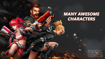 Metal Wings Elite Force Mod Apk