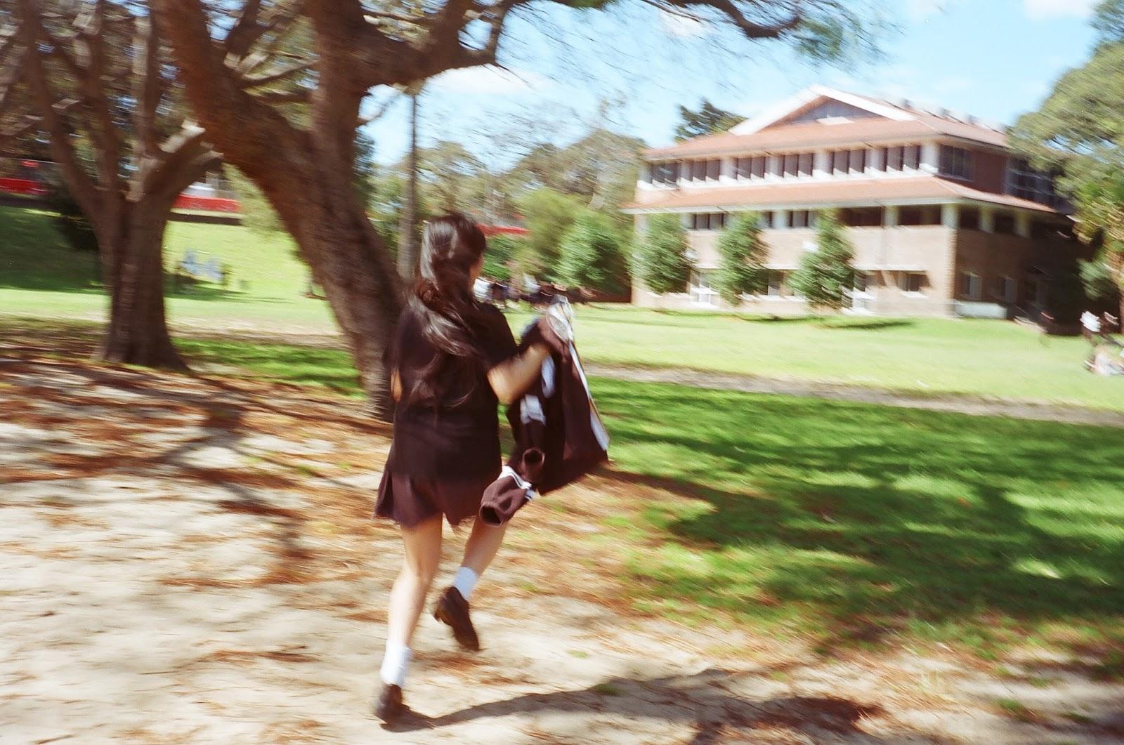 35mm, 35mm film, film, analog photography, photography, olympus, olympus trip 35, school, graduation, elashock, karen okuda, konichiwakaren, sydney girls, sghs