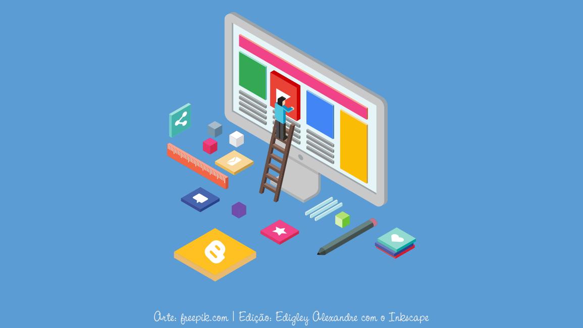 É possível criar um blog educacional elegante, funcional, rápido e responsivo com o Blogger da Google!