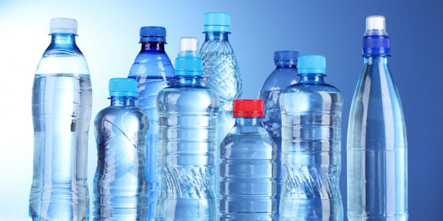 Macam-macam air minum kemasan
