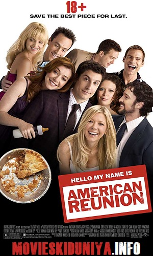 American Reunion (2012) 1GB Full Hindi Dual Audio Movie Download 720p Bluray